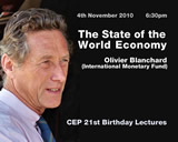 CEP 21st Birthday Lecture