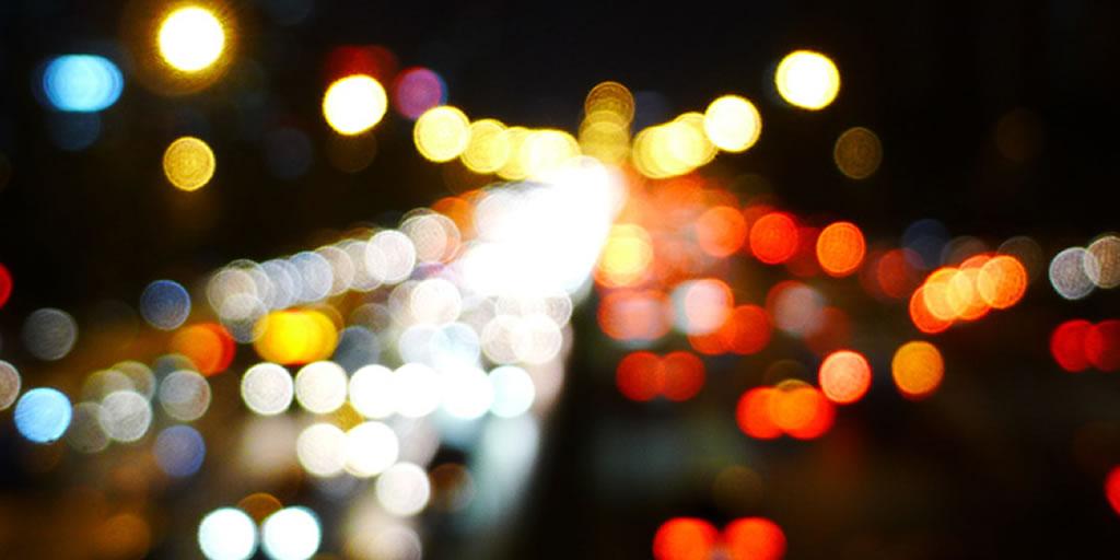 Image of out-of-focus street lights. Credit: Alice Wu. Published under CC0 Public Domain. https://unsplash.com/photos/pm1CMUgTD9I