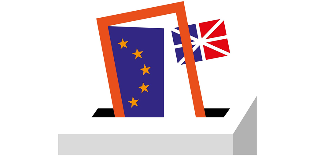 Images: Icon from the report Brexit08_book.pdf