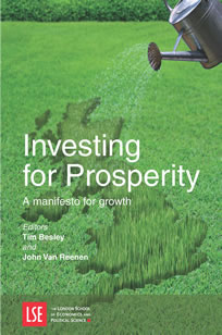 Investing for Prosperity Book Cover