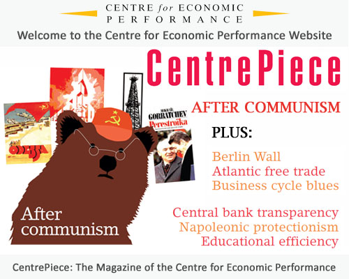 Latest Issue of CentrePiece out now