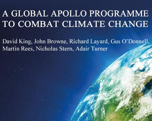 The Global Apollo Programme