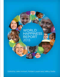 World Happines Report 2013