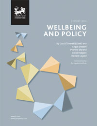 Legatum Report on Wellbeing & Policy
